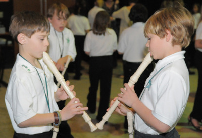 Recorder pair
